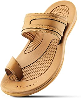 SPOT SS-1928 Sandals for Men with Phylon Footbed | Nubuck PU