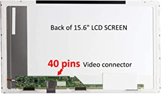 Fullcom New 15.6inches HD WXGA Glossy Compatible LED LCD Screen/Display Compatble with Pavilion G6-2228DX