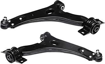 TUCAREST 2Pcs K80405 K80406 Left Right Front Lower Control Arm and Ball Joint Assembly Compatible With 2000 01 02 03 04 Ford Focus (Built Before 04/04/2004) Driver Passenger Side Suspension