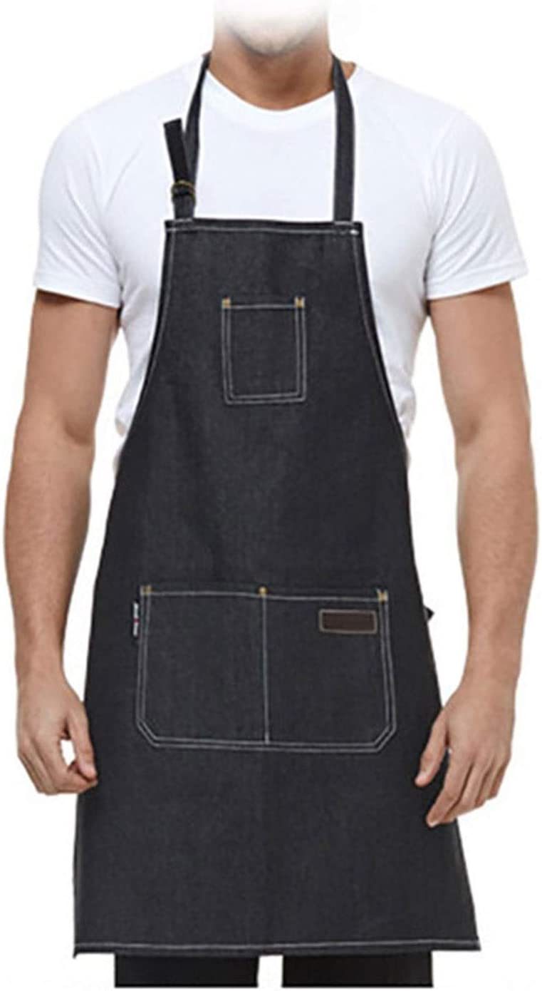 Meng Work Import Limited time for free shipping Apron Canvas with Tool Workshop Adjustable