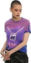 Hot Topic Fall Out Boy Mania Tie-Dye Girls T-Shirt