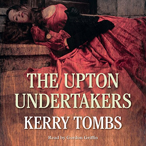 The Upton Undertakers audiobook cover art