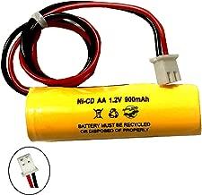 AA900mAh 1.2V Unitech BST DAA900BT AA Ni-CD 900mAh Exit Sign Emergency Light Batteryhawk, LLC Fire Exit Battery