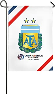 Atoggg 2016 Copa America Centenario Argentina Home Flags/House Flags/Garden Flags 12*18inch / 18*27inch