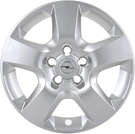 Opel Recambios Originales GM 1 x Tapacubo Plata Cromado 16 Pulgadas Astra H Zafira B 1006077