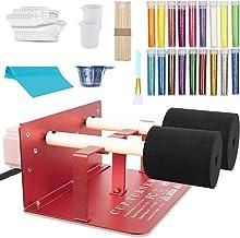 Kit de tourneur de tasse et de cupcake, en métal pour loisirs créatifs, double machine à tourner