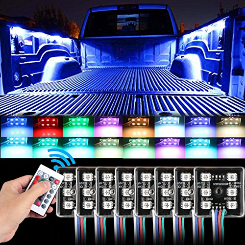 Sunjoyco LED Truck Bed Lights