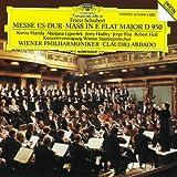 Schubert: Mass in E Flat Major D 950 By Claudio Abbado (Conductor),,Wiener Philharmoniker (Orchestra) (1997-12-15)