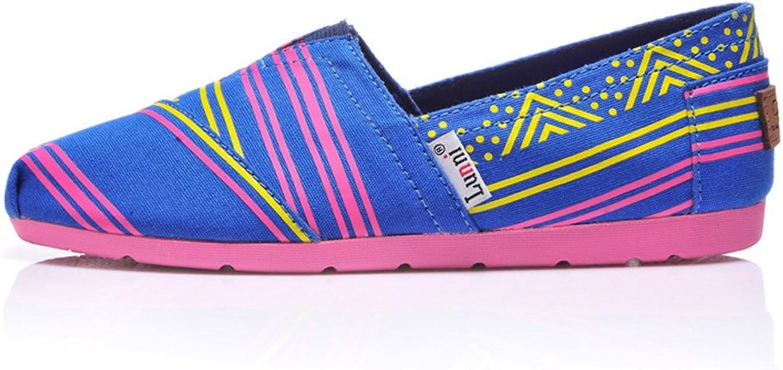 Lunni Women's colorful Canvas shoes
