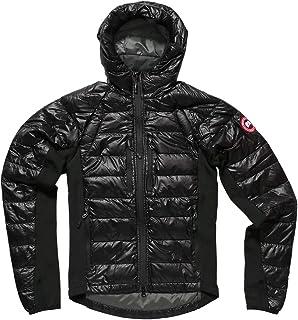 [カナダグース] ライトダウンジャケット メンズ CANADA GOOSE ハイブリッジライトフーディ HYBRIDGE LITE HOODY 2703M 61 ブラック [並行輸入品]