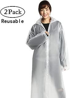 Best clear waterproof coat Reviews