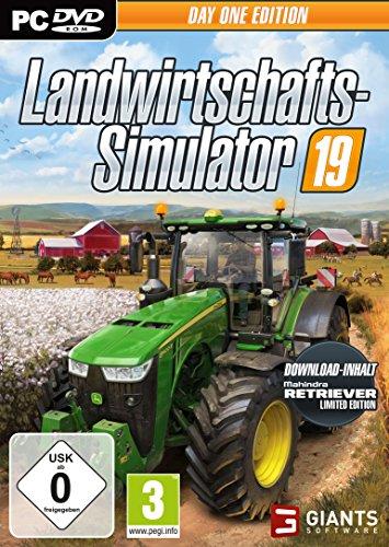 Landwirtschafts-Simulator 19 Day One Edition - PC (exkl. bei Amazon)