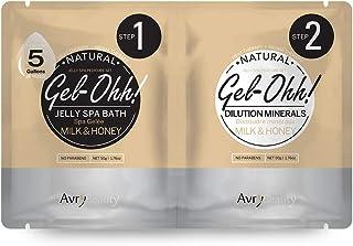 AvryBeauty Gel-Ohh Jelly Spa, Milk & Honey
