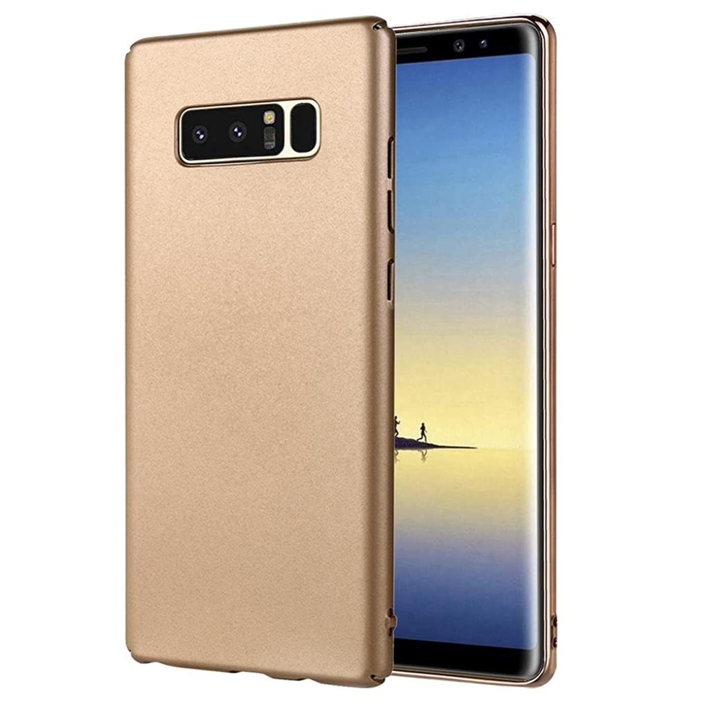 Iusun Ultra Thin Hard PC Case Shockproof Back Cover For Samsung Galaxy Note 8