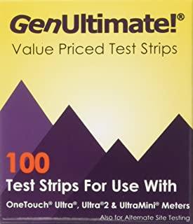 Best sell one touch ultra test strips Reviews