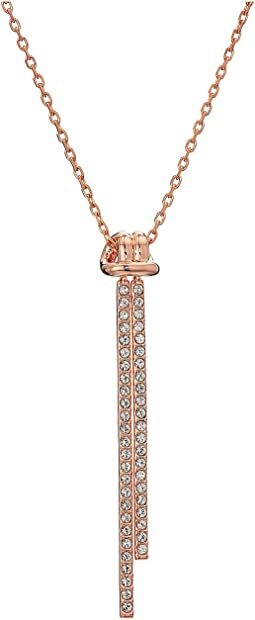 Swarovski - Lifelong Y Pendant Necklace