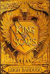 King of Scars Book Cover and Link to Amazon Page