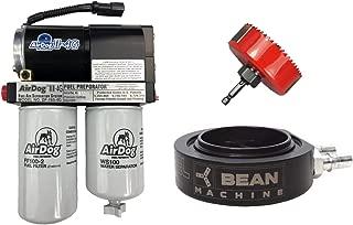 AirDog II-4G 165 GPH Fuel Lift Pump & Bean Machine Sump Kit Compatible with 2001-2010 Chevy/GMC 6.6L LB7 LLY LBZ LMM Duramax Diesel
