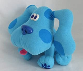 Blues Clues Plush Pose A Blue Doll by Tyco