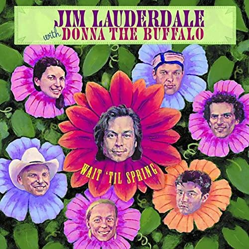 Jim Lauderdale & Donna The Buffalo