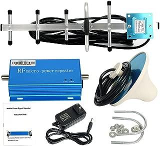 CZJUN CDMA 850MHz Cell Phone Signal 3G Repeater Booster Amplifier Extender + Yagi Antenna Kit