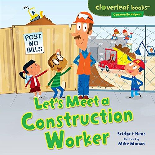 Let's Meet a Construction Worker copertina