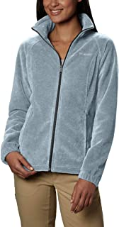 Women's Benton Springs Full Zip Jacket, Soft Fleece with...