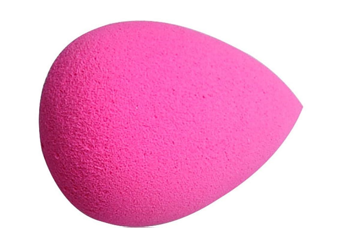 ピーク教えるライナーBiutee 携帯式プロメイクスポンジ ビューティブレンダー デュオ パフ 涙型 ピンク
