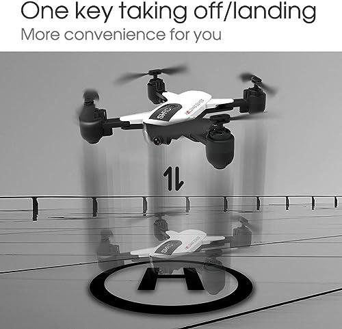 muchas concesiones MXECO H1W RC Drone Quadcopter 1080P 2.4G 2.4G 2.4G FPV WiFi Plano de los Aviones óptico de posicionamiento sin Cabeza Una tecla Retorno Plegable VR vuelos en Vivo  tienda de venta
