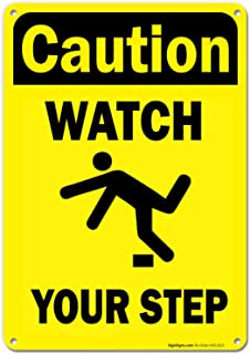 mind the step sign free