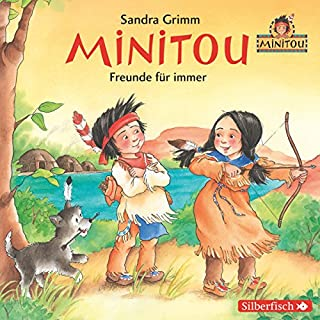 Freunde für immer     Minitou 2              By:                                                                                                                                 Sandra Grimm                               Narrated by:                                                                                                                                 Daniel Kirchberger,                                                                                        Wolf Frass,                                                                                        Chloe Lee Konstantin                      Length: 31 mins     Not rated yet     Overall 0.0