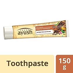 Lever Ayush Anti Cavity Clove Oil Toothpaste - 150 g