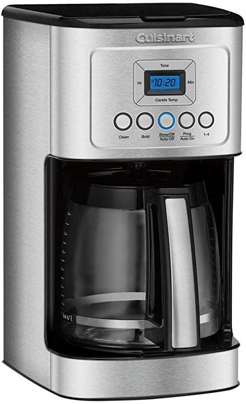 Cuisinart DCC 3200FR Perf Temp 14 Cup Coffee Maker Renewed
