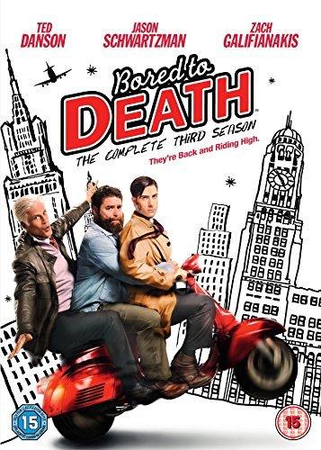 Bored To Death: Season 3 [Edizione: Regno Unito] [Italia] [DVD]