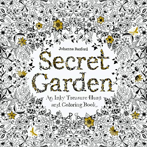 Secret Garden: An Inky Treasure Hunt and...