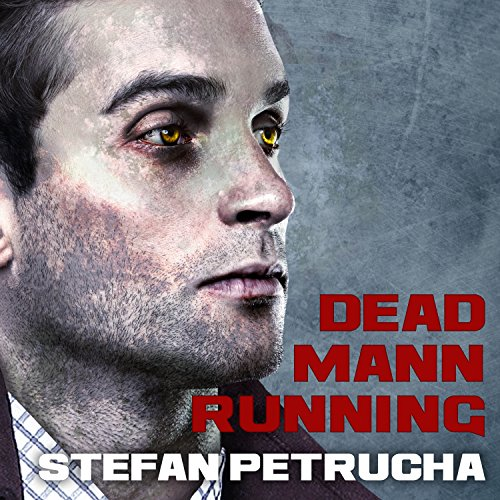 Dead Mann Running audiobook cover art