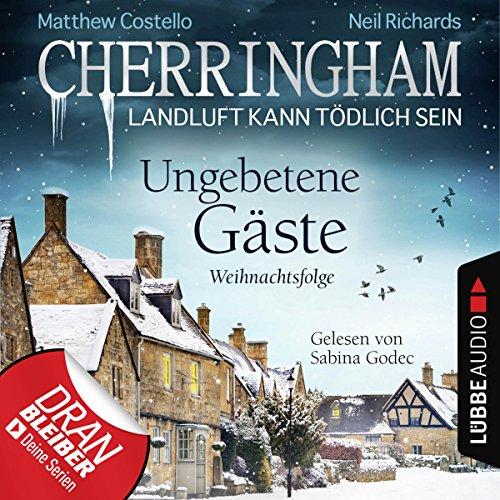 Ungebetene Gäste. Weihnachtsfolge audiobook cover art
