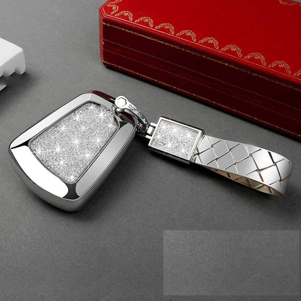 HJPOQZ TPU Car Protect Max 70% OFF Key Cover Case Cadillac Fit E for New mail order ESV