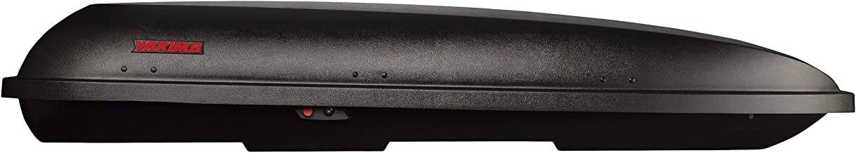 yakima - RocketBox Pro, Multi-Sport Rooftop Cargo Box for Cars, Wagons and SUVs, 14 (adds 14 Cubic ft. of Storage)