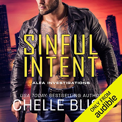 Sinful Intent audiobook cover art