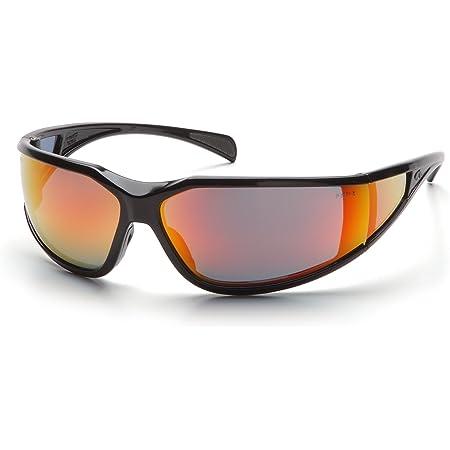 Impact Shooting Safety Glasses Orange Shatterproof UV400 Lens