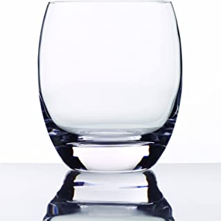 Luigi Bormioli Unisex Crescendo DOF Set of 4 Clear Glassware