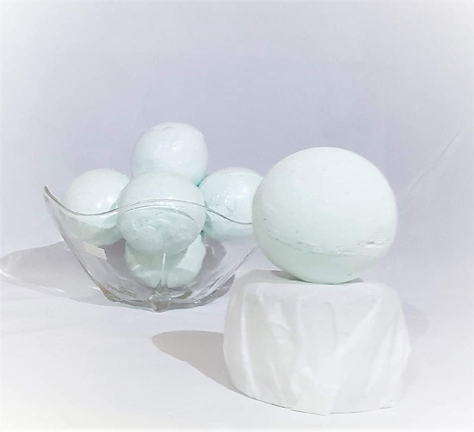 WeightLoss-Solutions Bath Bombs – 5 Pack - Specially formulated for Detoxing, Fat Burning, and Cellulite Reduction