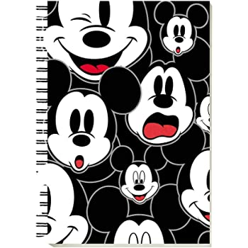 karacterman/ía 35080 /Notizblock Mickey Mouse/