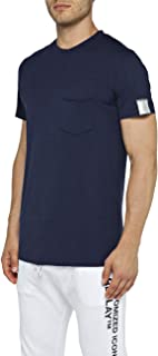 Replay Men's T-Shirt with Pocket