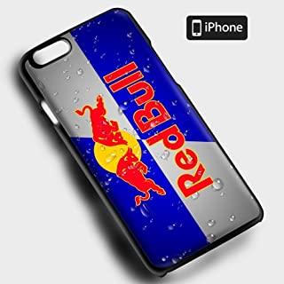 Get New Red Bull Logo Water Splatter Fit For iPhone 6 Case