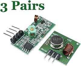 433Mhz RF Transmitter &Receiver Link Kit for Arduino/ARM/MCU WL - 3Pcs Set