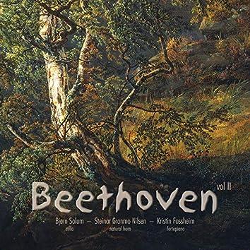 Beethoven Sonatas, Vol. 2