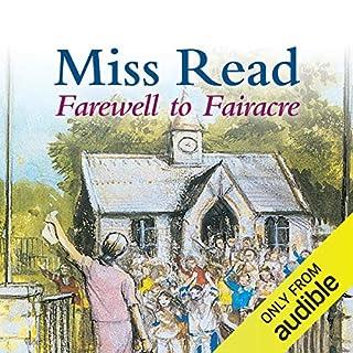 Farewell to Fairacre cover art