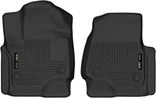 Husky Liners 54651 X-act Contour Front Floor Liners Fits Ford Expedition, 2018-19 Lincoln Navigator